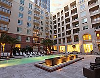 Houston, TX Apartments - WaterWall Place Luxury Apartments