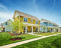 Greenville, SC Apartments - Homestead at Hartness Cottage Homes