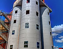 San Antonio, TX Apartments - Peanut Factory Lofts