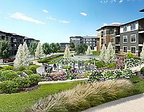 Littleton, CO Apartments - HiLine at Littleton Commons Apartments