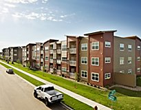 Williston, ND Apartments - The Confluence at Harvest Hills Apartments