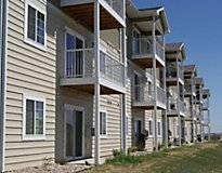Williston, ND Apartments - Timber Trails Apartments