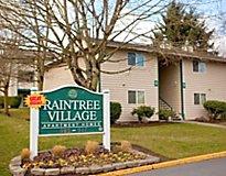 Everett, WA Apartments - Raintree Village Apartments