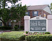 Houston, TX Apartments - Blalock Woods Apartments