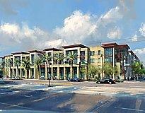 Phoenix, AZ Apartments - Elevation on Central Luxury Apartments
