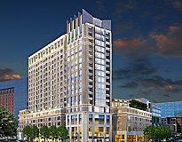 North Bethesda, MD Apartments - Pallas Apartments at Pike & Rose