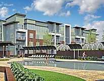 Charlotte, NC Apartments - M Station Apartments