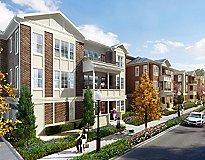 Pleasanton, CA Apartments - The Mason Flats at Township Square