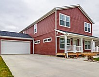 Williston, ND Apartments - Townhomes on Bison and Cedar Ridge