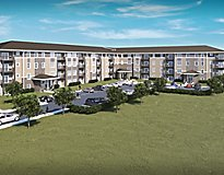 Williston, ND Apartments - South Ridge Apartments