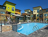 Eugene, OR Apartments - The Tennyson at Crescent Village Apartments