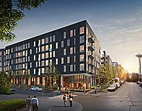 Seattle, WA Apartments - Elan Uptown Flats Apartments
