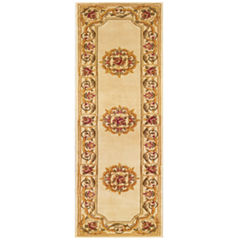 Momeni® Atlantis Hand-Carved Wool Runner Rug