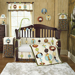 NoJo® Jungle Tales Bedding and Accessories