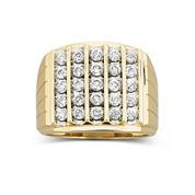 Men's Diamond Ring 1 1/2 CT. T.W.