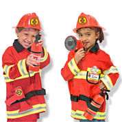 Melissa & Doug® Fire Chief Costume Set