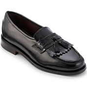 Nunn Bush® Manning Mens Kiltie Tassel Leather Dress Shoes