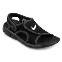 Nike® Sunray Adjustable Boys Sandals - Little Kids