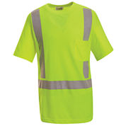 Red Kap® High-Visibility Tee–Big & Tall