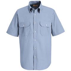 Red Kap® Deluxe Uniform Shirt–Big & Tall