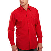 Ely Cattleman® Long-Sleeve Snap Shirt