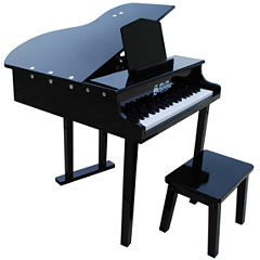 Schoenhut® Black Baby Grand Piano