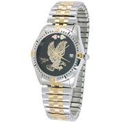 Black Hills Gold® Mens Eagle Expansion Band Watch