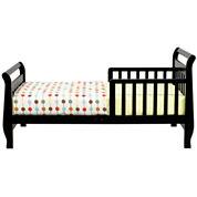 DaVinci Sleigh Toddler Bed - Ebony