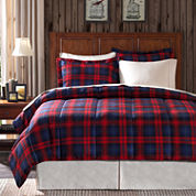 MacLachlan Plaid Comforter Set