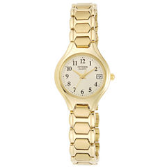 Citizen® Womens Gold-Tone Watch EU2252-56P
