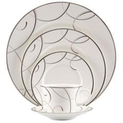 Nikko® Elegant Swirl China Dinnerware Collection