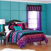 Seventeen® Pop Art Animal Comforter Set