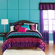 Seventeen® Pop Art Animal Comforter Set & Accessories