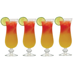 Mikasa® Barmaster's Set of 4 Hurricane Glasses