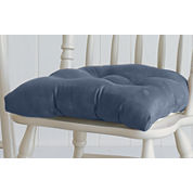 Klear Vu Microsuede Gripper® Sensations Jumbo Chair Cushion