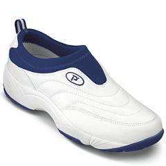 Propét® Wash & Wear Mens Athletic Slip Ons