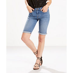 Levi's® Denim Bermuda Shorts