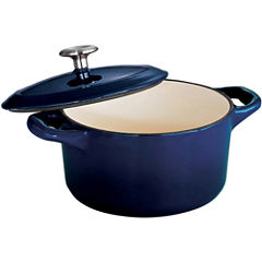 Tramontina® Gourmet 10½-Ounce Enameled Cast Iron Covered Mini Cocotte