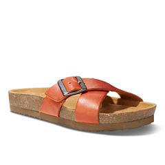 Eastland Kelley Womens Slide Sandals