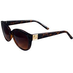 Adrienne Vittadini   Full Frame Cat Eye Sunglasses