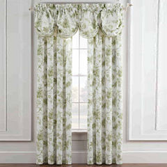 Williamsburg Burwell Rod-Pocket Curtain Panel