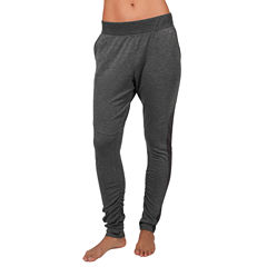 Jockey Solid French Terry Leggings
