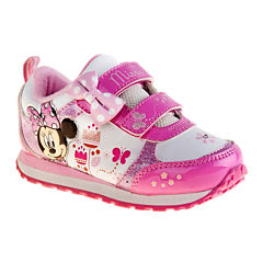Disney® Minnie Mouse Girls Athletic Shoes - Toddler
