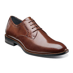 Stacy Adams® Graham Mens Leather Oxford Dress Shoes