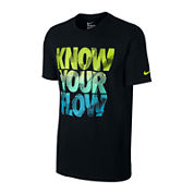 Nike® Know Your Flow Tee