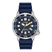 Citizen® Eco-Drive® Promaster Professional Diver Mens Sport Watch BN0151-09L