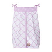 Trend Lab® Orchid Bloom Diaper Stacker