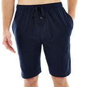 Stafford® Knit Pajama Shorts – Big & Tall