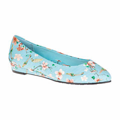 Hush Puppies Darlene Womens Ballet Flats