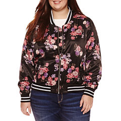 Arizona Bomber Jacket-Juniors Plus